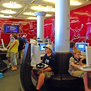 Интернет-кафе Химок