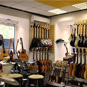 Музыкальные магазины Химок
