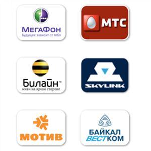 Операторы сотовой связи Химок