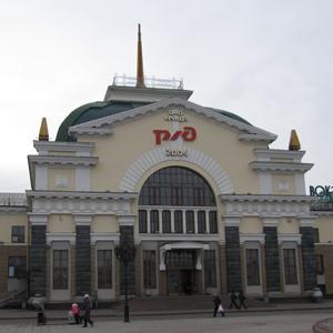 Железнодорожные вокзалы Химок